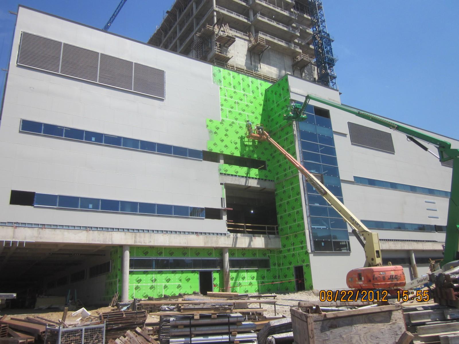 Dallas Water Company >> New Parkland Hospital | Dallas, TX | WJE