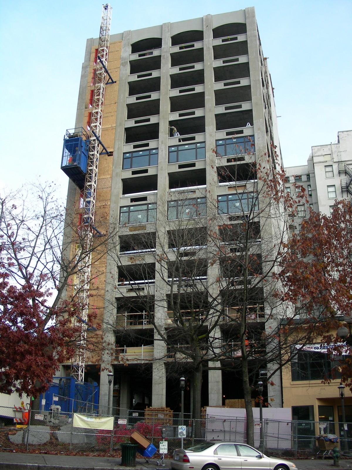 201 Yesler Avenue Apartments Seattle Wa Wje
