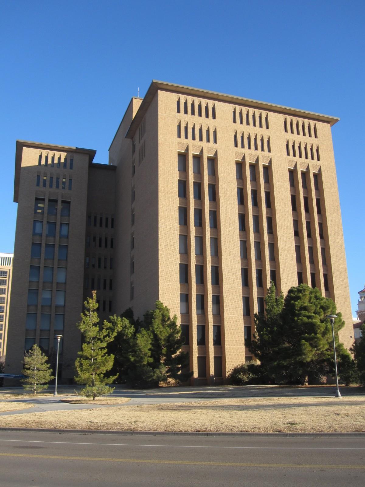 Texas Tech Architecture Building