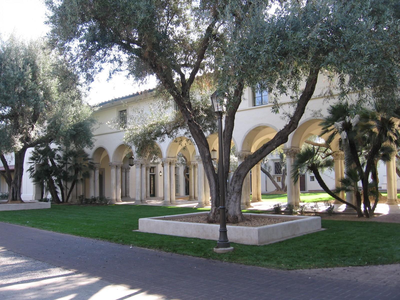 Caltech South Undergraduate Houses Pasadena Ca Wje