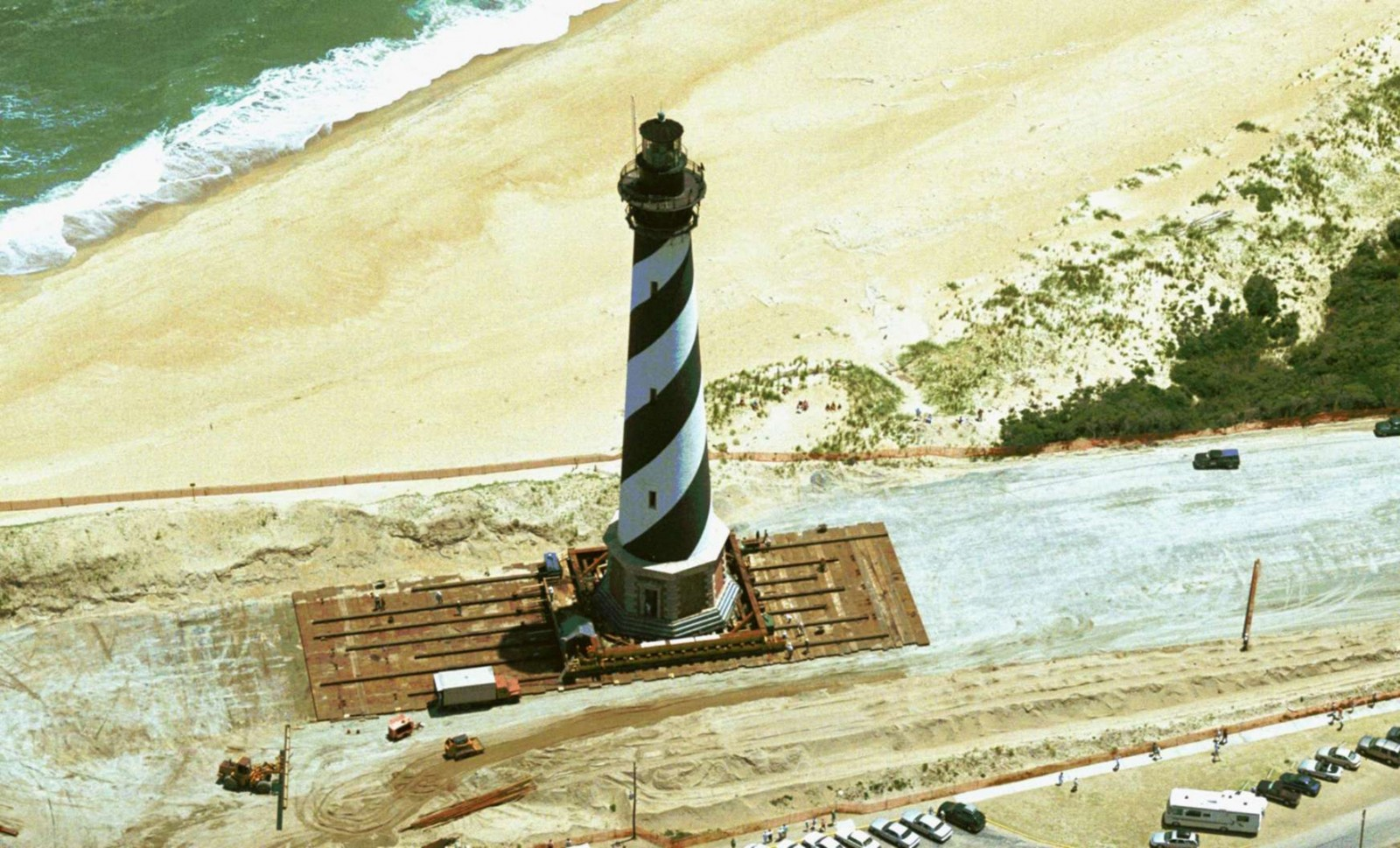 Cape Hatteras Lighthouse Buxton Nc Wje