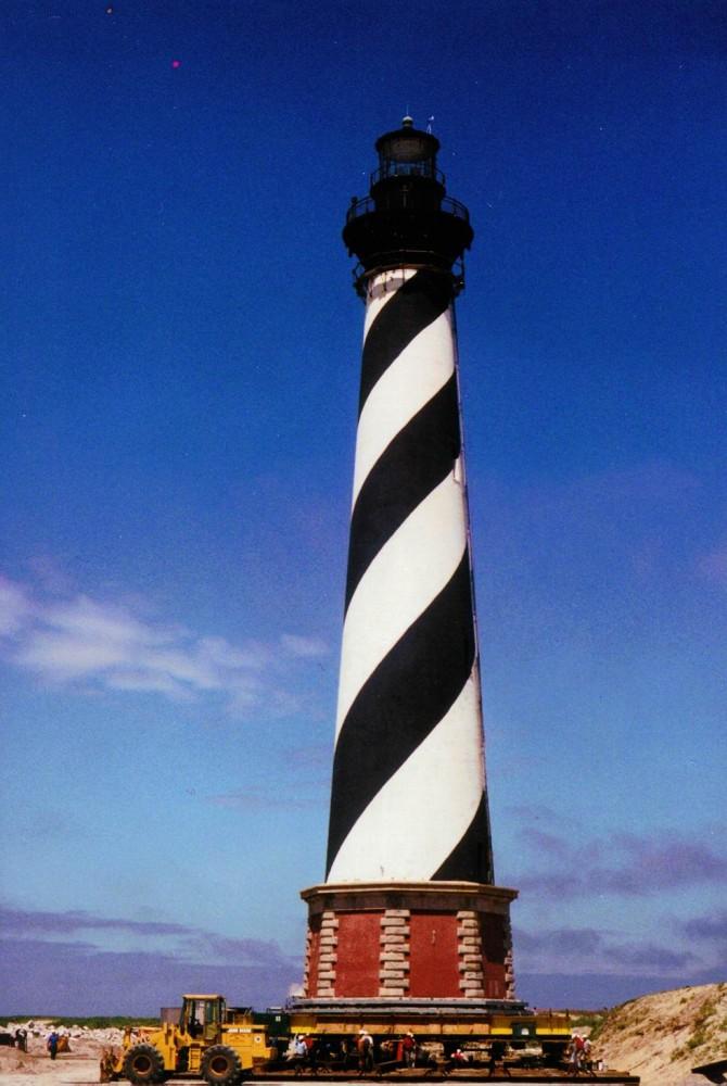Cape Hatteras Lighthouse Buxton Nc