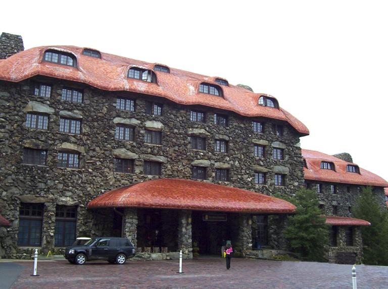 Grove Park Inn Resort And Spa Asheville Nc