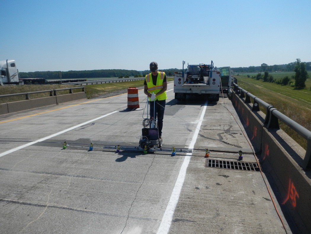 Interstate 90 - Indiana Toll Road | Various Locations, IN | WJE