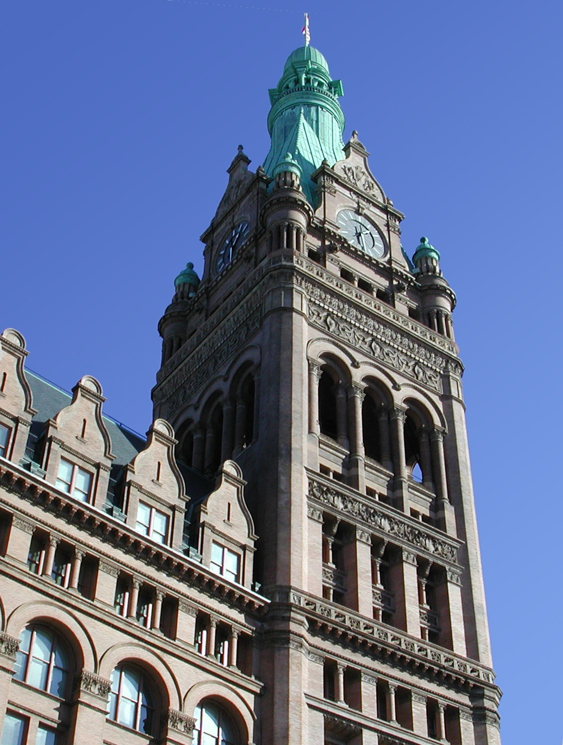 Milwaukee City Hall Milwaukee Wi Wje