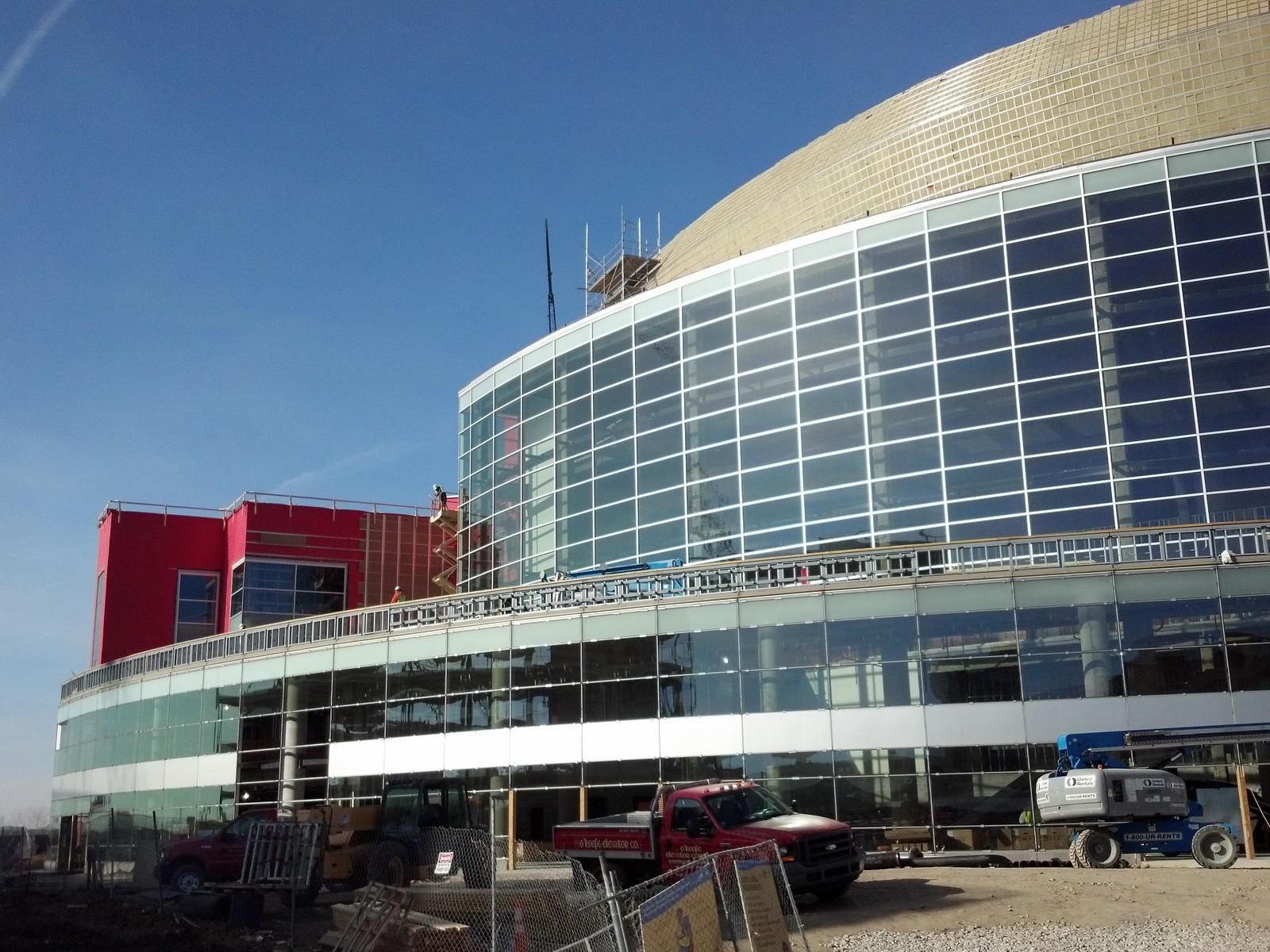 Pinnacle Bank Arena Lincoln Ne Wje