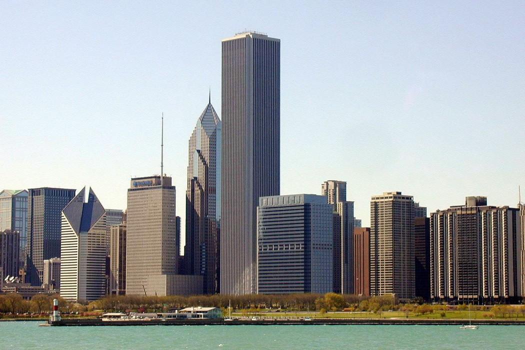 Amoco Building Chicago Il Wje