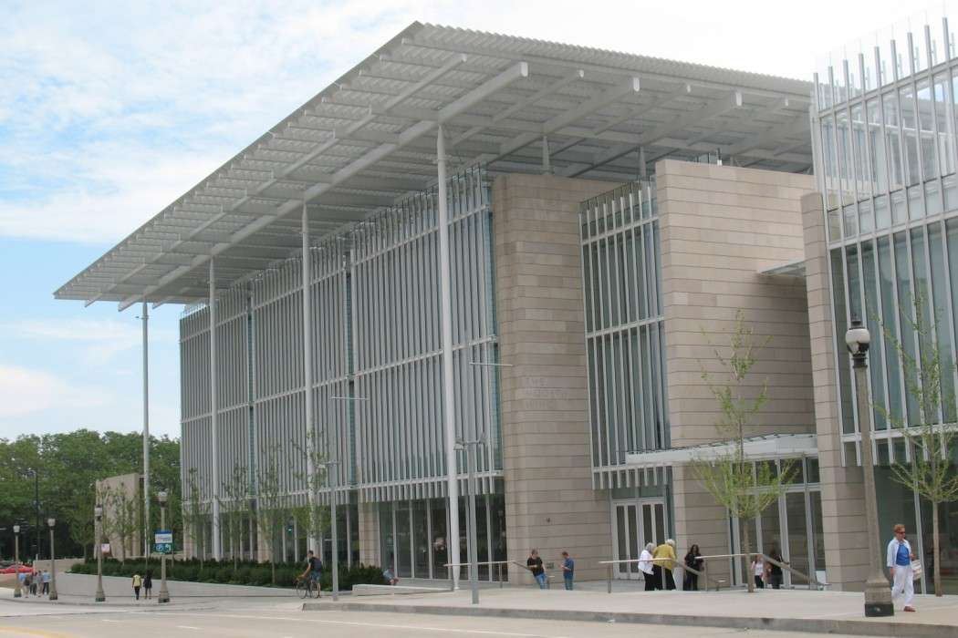 Vibration In Foot >> Art Institute of Chicago: Modern Wing | Chicago, IL | WJE