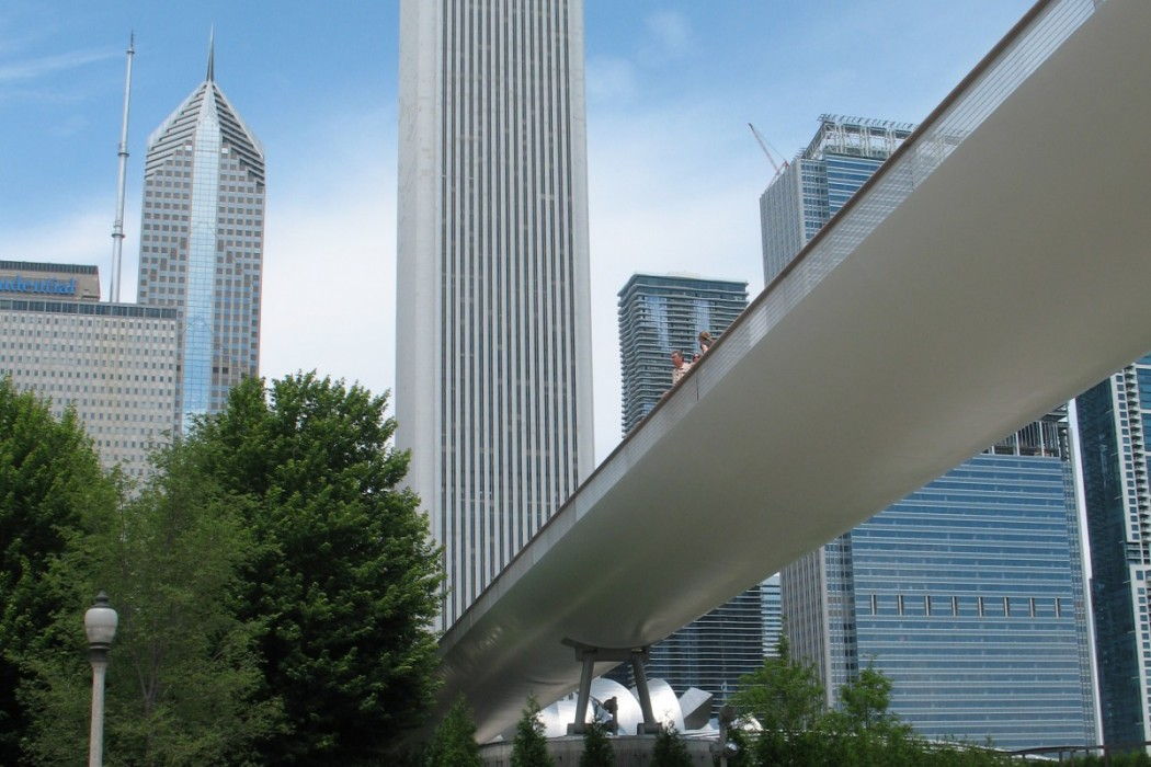 The Art Institute Of Chicago (AIC) Commissioned Renowned Italian Architect  Renzo Piano To Design The Museumu0027s Modern Wing, Which Would House Its  Collection ...