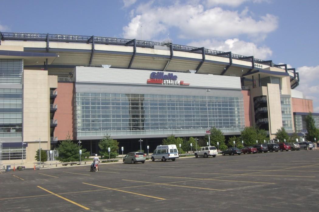 Gillette Stadium Foxborough Ma Wje