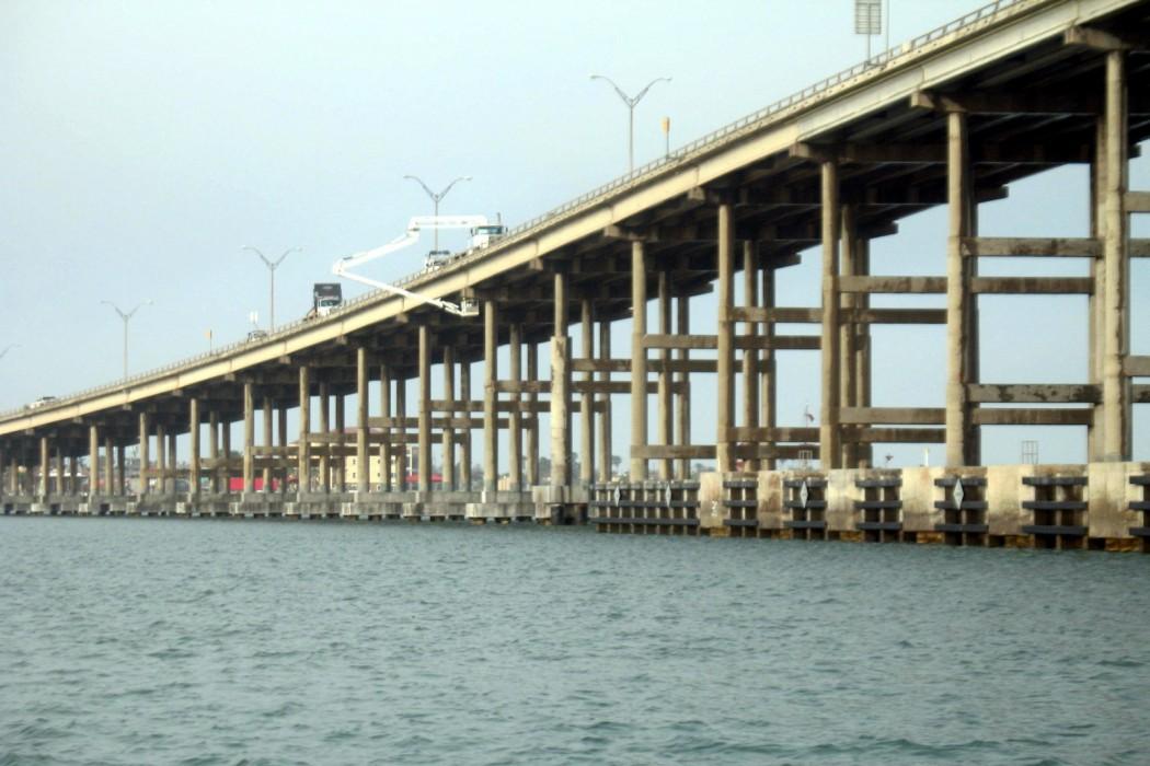 Queen Isabella Memorial Causeway | South Padre Island, TX | WJE  Queen