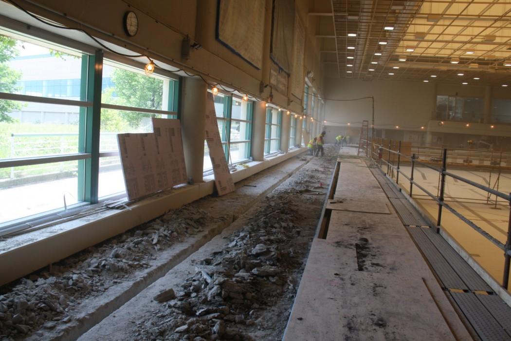 Northwestern University Norris Aquatic Center Evanston