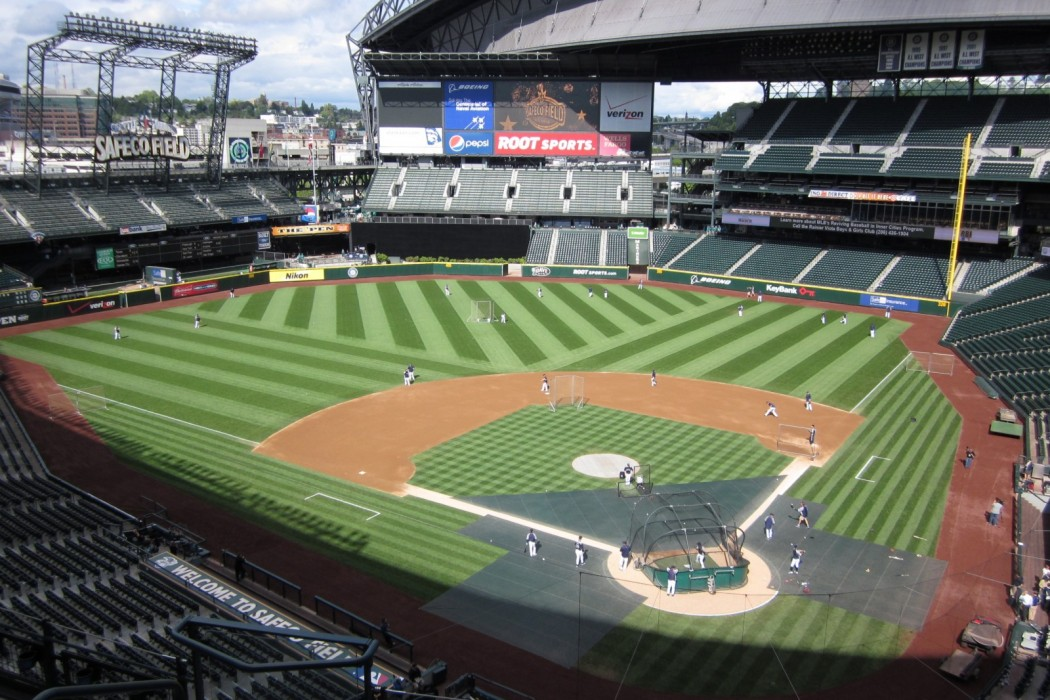 Safeco Field Seattle Wa Wje