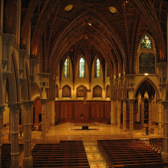 Holy Name Cathedral Chicago Il Wje