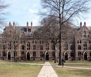 Durfee Hall Yale University New Haven Ct Wje