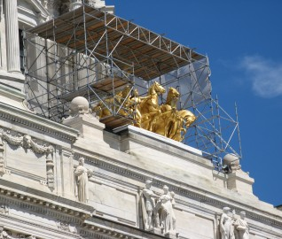 Comprehensive Facade Inspection and Marble Assessment