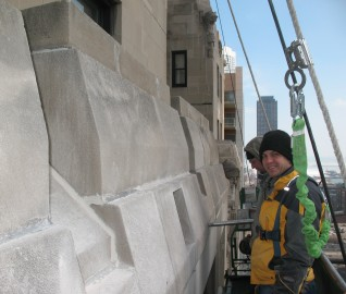 Parapet and Facade Repairs