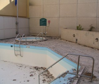 Renovation of Swimming Pool and Plaza