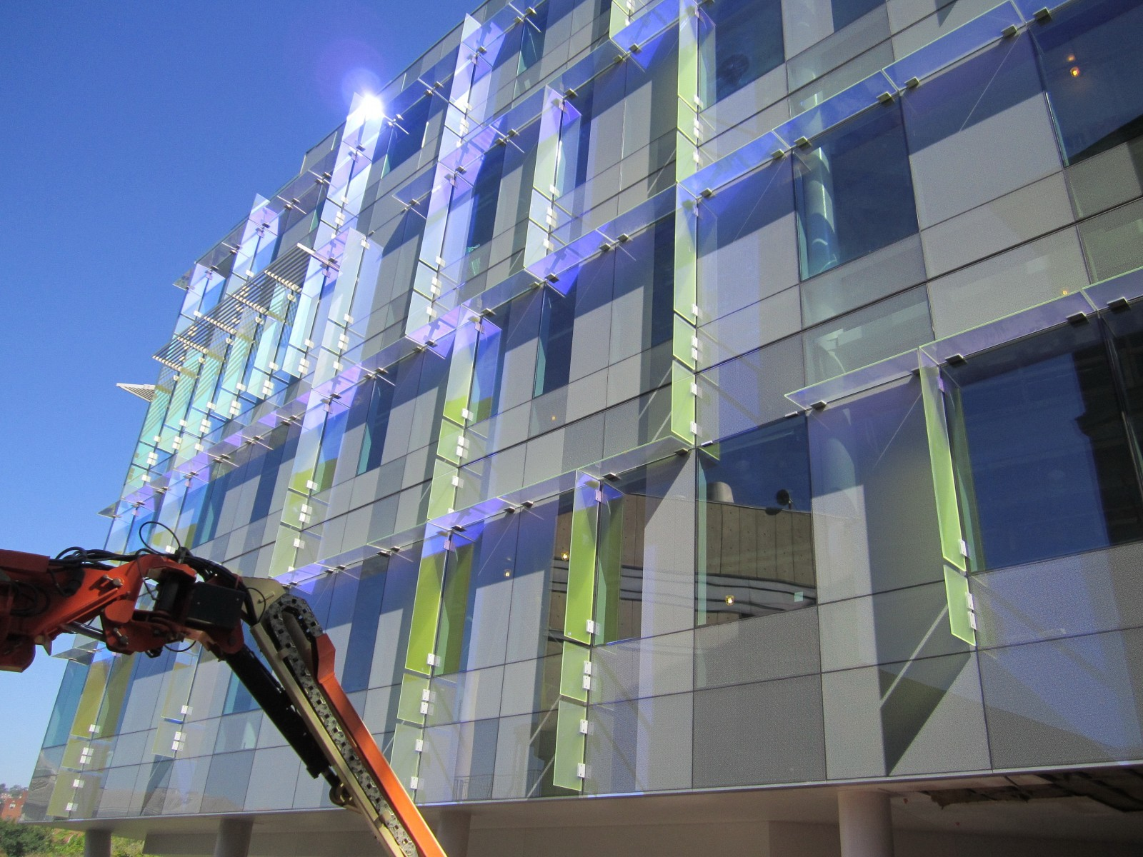 Building Enclosures Services Wje